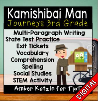 COMING SOON - Kamishibai Man Ultimate Bundle: Third Grade Journeys