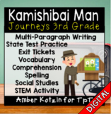 Kamishibai Man Ultimate Pack: Third Grade Journeys