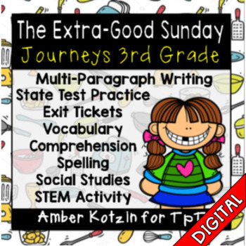 COMING SOON - The Extra-Good Sunday Ultimate Bundle: Third Grade Journeys