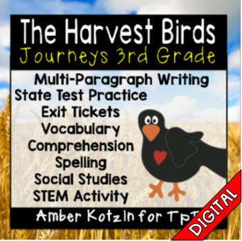 COMING SOON - The Harvest Birds Ultimate Bundle: Third Grade Journeys
