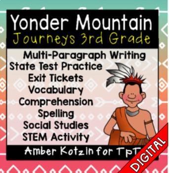 COMING SOON - Yonder Mountain Ultimate Bundle: Third Grade Journeys