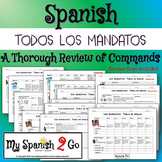 COMMANDS:  A Thorough Review of Forming Commands in Spanish