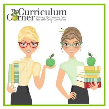 """COMMERCIAL USE LICENSE The Curriculum Corner's """"I Can"""" Statements Grades K-5"""
