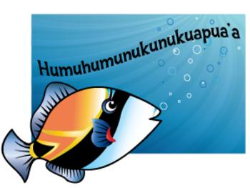 Hawaiian Fish: Humuhumunukunukuapua'a