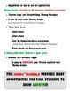 COMMON CORE 1st Grade Weekly Applications (Weeks 1-4) MEGA - BUNDLE!!