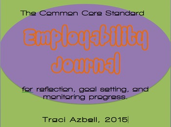 COMMON CORE - Employability Journal - Reflection, Self-Ass