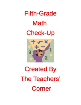 Common Core Fifth-Grade Math Review: Number and Operations in Fractions