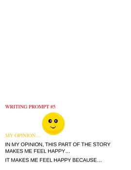 Common Core Writing: Let's Write!!! A Bundle Pack of Writing...K and 1st Grade
