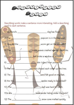 COMMON CORE  Writing activities for Grade 2