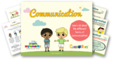 COMMUNICATION CLASSPAK (PPS & Google Slides)