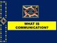 """COMMUNICATION IN THE WORKPLACE - 4 Forms of """"Business Communication"""""""