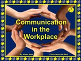 """COMMUNICATION IN THE WORKPLACE - 4 Forms of """"Business Comm"""
