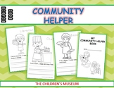 COMMUNITY HELPER READER BOOK