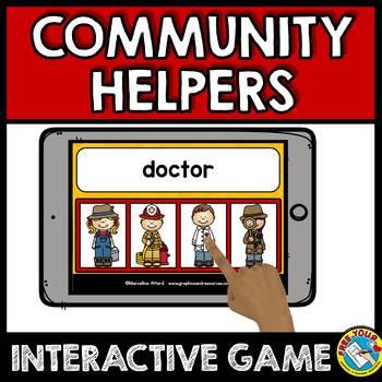READING COMMUNITY HELPERS KINDERGARTEN (LABOR DAY ACTIVITIES KINDERGARTEN)