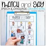 COMMUNITY HELPERS Speech Therapy Activities | Printable & Digital