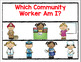 COMMUNITY WORKERS 7 RIDDLE POEMS