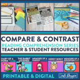COMPARE AND CONTRAST read aloud lessons and activities