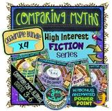 COMPARING MYTHS ACROSS CULTURES QUADRUPLE BUNDLE!