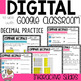 COMPARING DECIMALS digital lesson to use with GOOGLE CLASSROOM