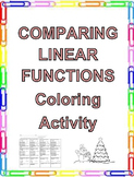 COMPARING LINEAR FUNCTIONS 8.F.A.2