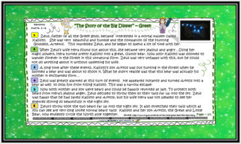 COMPARING MYTHS ACROSS CULTURES: STORIES OF THE BIG DIPPER (POWER POINT VERSION)