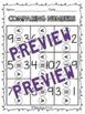 KINDERGARTEN COMPARING NUMBERS PRINTABLES: NUMBERS 1 TO 10