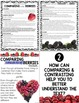 COMPARING is like Berries (Eat. Read. Think.)