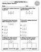 FRACTIONS: ORDER AND COMPARE