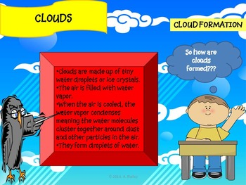 Test Prep: COMPLETE 5TH GRADE WEATHER UNIT