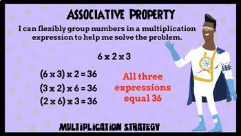 COMPLETE BUNDLE: Addition, Subtraction and Multiplication Strategies (Video S