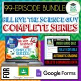 COMPLETE Bill Nye 99 EPISODE BUNDLE Video Guides Google Fo
