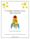 COMPLETE Common Core Math Journal – Printable Journal {Fir