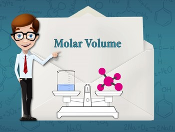 COMPLETE DONE-FOR-YOU CHEMISTRY LESSON: Molar Volume