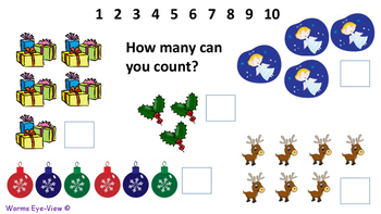 COMPLETE EYFS CHRISTMAS ACTIVITY PACK