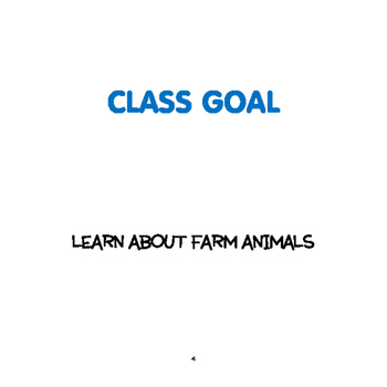 SPRING Activities: COMPLETE FARM ANIMALS Thematic Unit for Toddlers & PreK
