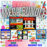 ONTARIO SCIENCE: GRADE 4 BUNDLE CENTRES & WORD WALLS