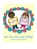 COMPLETE HOME PROGRAM for speech & language development (toddler & preschool!)
