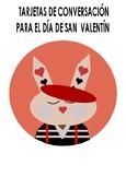 SPANISH LESSON PLAN SAN VALENTIN