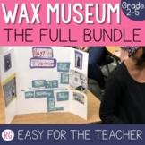 COMPLETE Living Wax Museum BUNDLE
