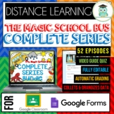 COMPLETE MAGIC SCHOOL BUS 52 EPISODE BUNDLE Video Guide Go