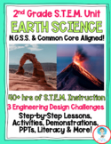 2nd Grade Earth Science COMPLETE NGSS Unit!!