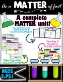 2nd Grade- NGSS- COMPLETE Matter Unit! (2-PS1)