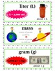 COMPLETE enVision Common Core Math Vocabulary Word Wall Cards Grade 4 Topic 1-16