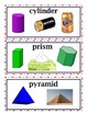 COMPLETE enVision CC 2014 Math Vocabulary Word Wall Cards Grade 5 Topic 1-16