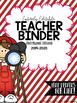 Editable Teacher Planner 2017-2018- Hollywood Theme