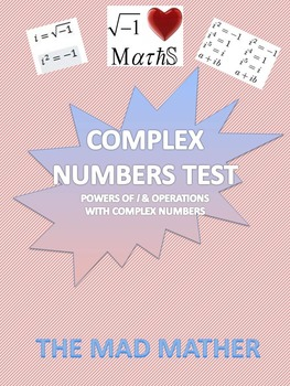 COMPLEX NUMBERS TEST (i & operations)