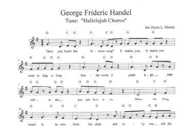 COMPOSER ACTIVITIES George Frideric Handel