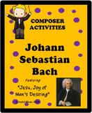 COMPOSER ACTIVITIES Johann Sebastian Bach