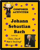 COMPOSER ACTIVITIES Johann Sebastian Bach