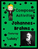 COMPOSER ACTIVITIES  Johannes Brahms